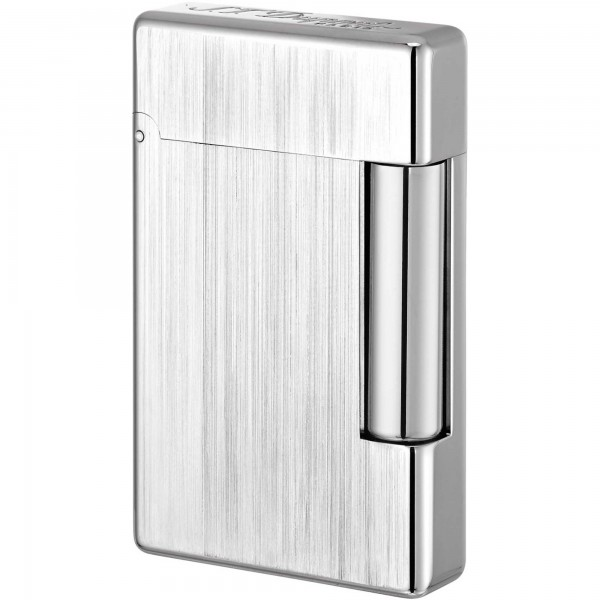 S.T. Dupont Initial Brushed White Bronze