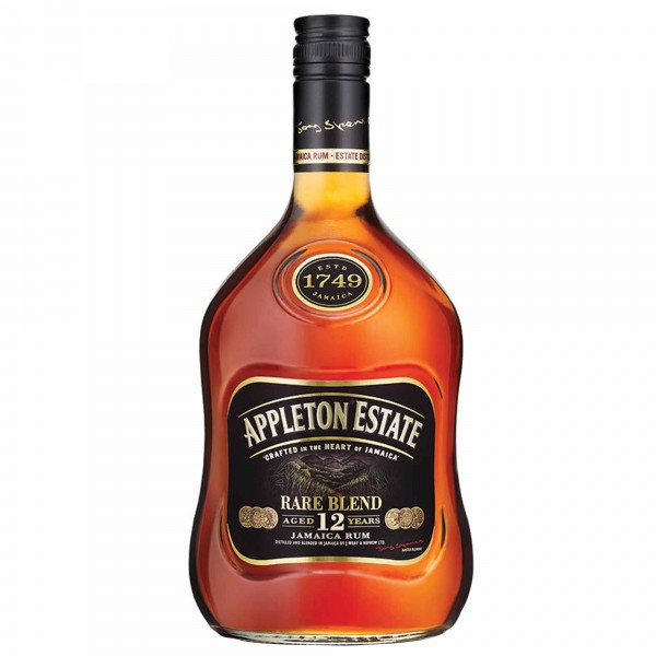 Appleton Estate Rare Blend 12yr Rum 70cl