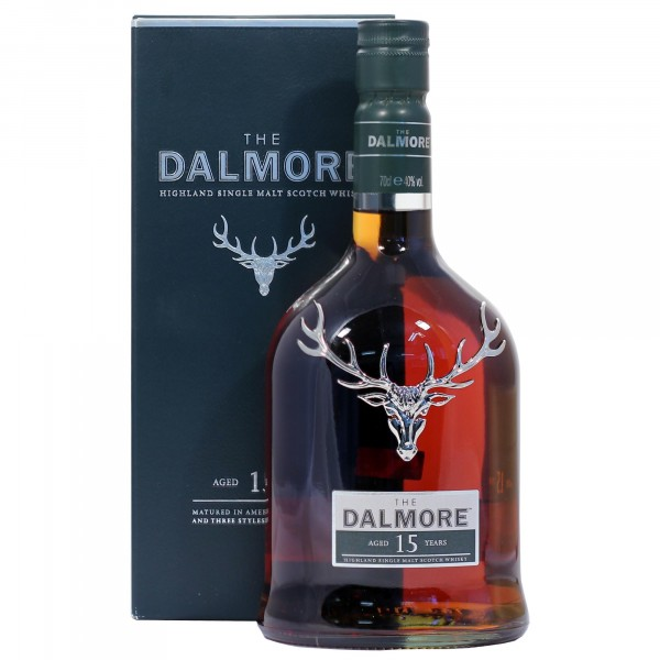 Dalmore Whisky 15yr 70cl