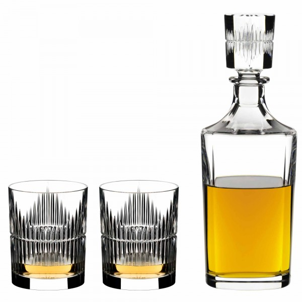 Riedel Tumbler Collection Shadows Whisky Set 3er Set (5515/02S5)