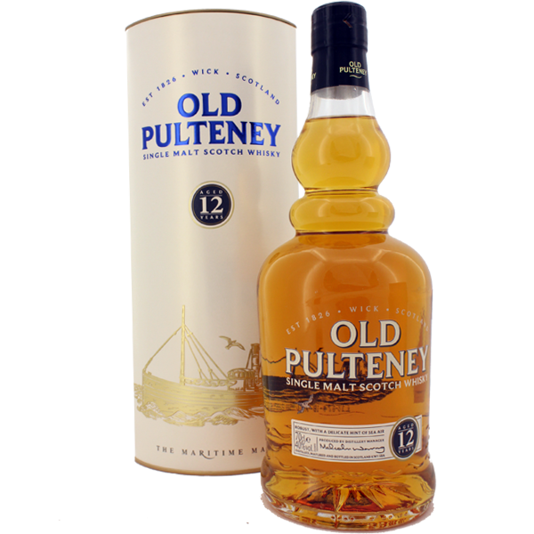 Old Pulteney Whisky 12yr 70cl