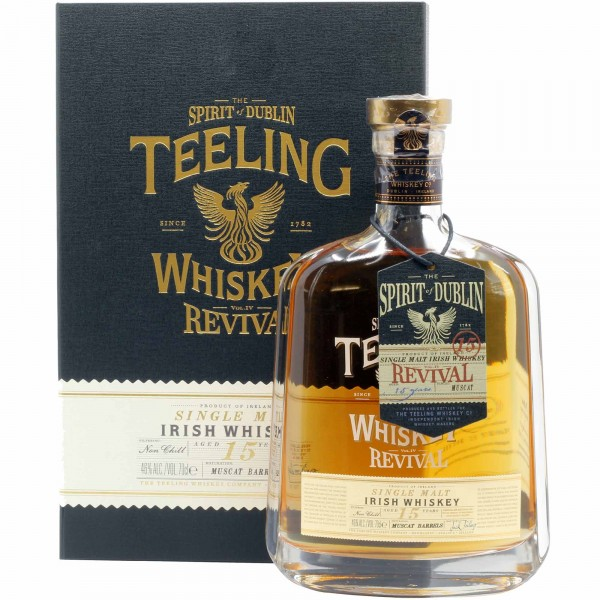 Teeling Whisky Revival 15yr 70cl Muscat