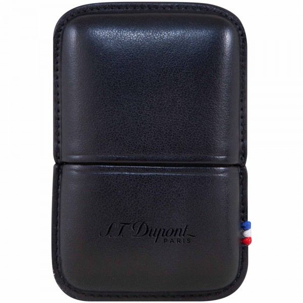 S.T. Dupont Ligne 2 Lighter Case Black (183070)