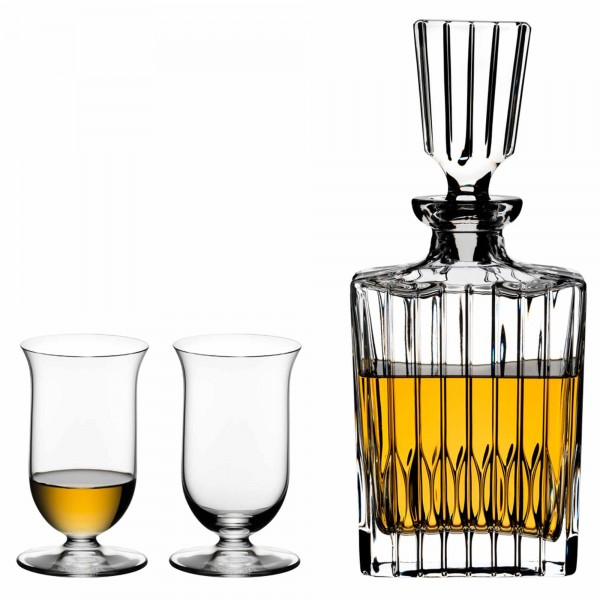 Riedel Drink Specific Glassware Vinum Single Malt Whisky Set (5460/53)