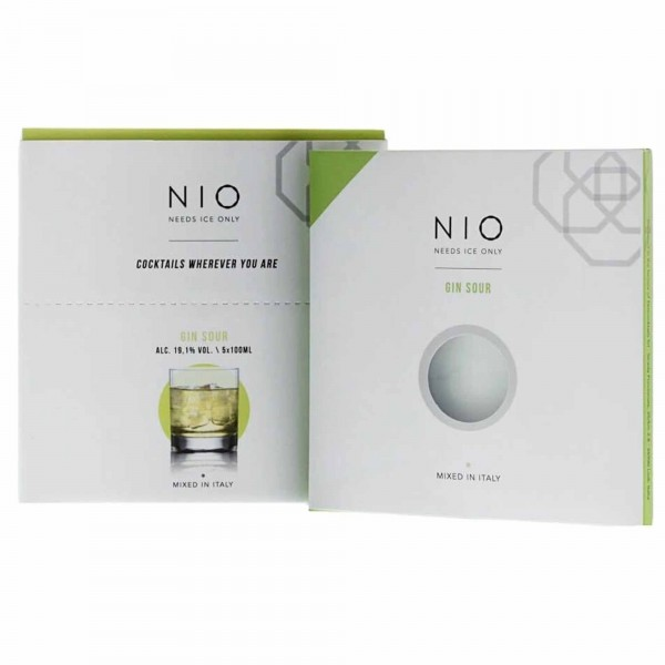 NIO Cocktail Gin Sour 10cl
