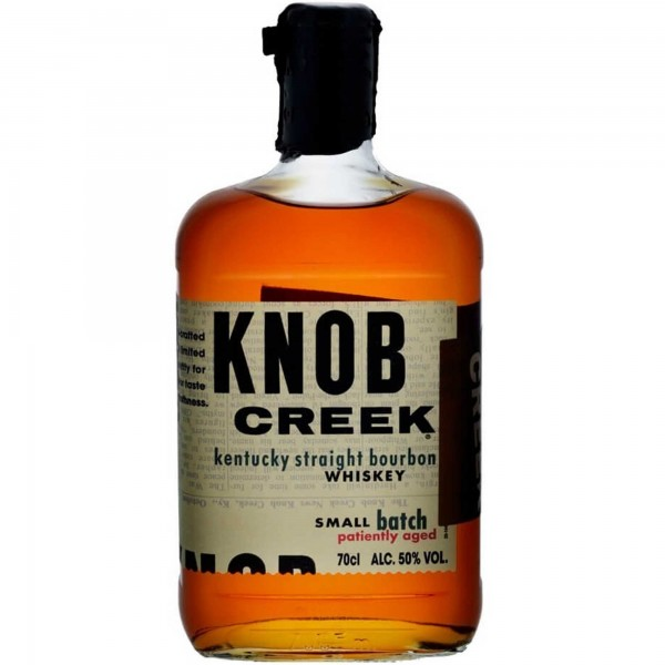 Knob Creek Straight Bourbon Whiskey 70cl