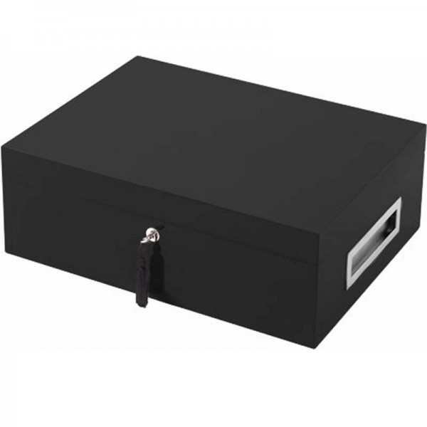 Villa Spa Humidor Black inkl. CigarSpa