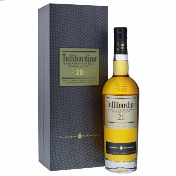 Tullibardine Whisky 20 Years 70cl