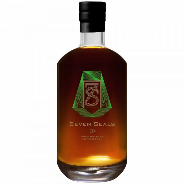 Seven Seals Peated Port Wood Finish 70cl