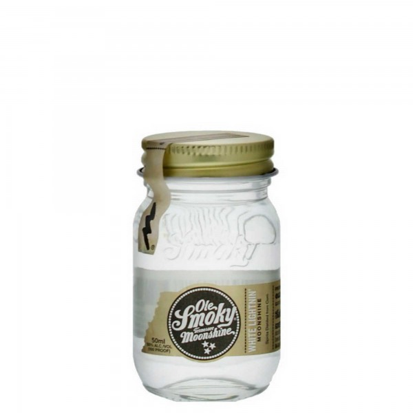 Ole Smoky White Lightnin American Whisky 5cl