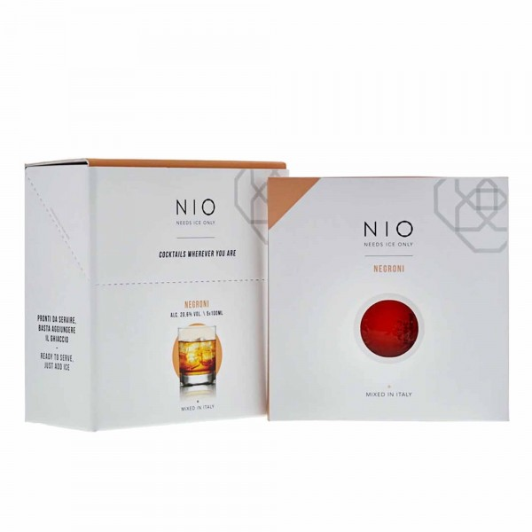 NIO Cocktail Negroni 10cl