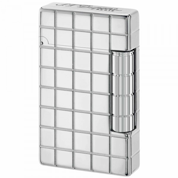 S.T. Dupont Initial White Bronze Square